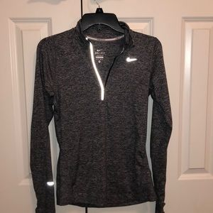 Long Sleeved Nike Running Shirt